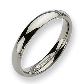 Chisel Rounded Polished Titanium Ring (4.0 mm) https://ak1.ostkcdn.com/images/products/is/images/direct/1d297fbaf01b019c320d1733049a182fae63a19d/Chisel-Rounded-Polished-Titanium-Ring-%284.0-mm%29.jpg?_ostk_perf_=percv&impolicy=medium
