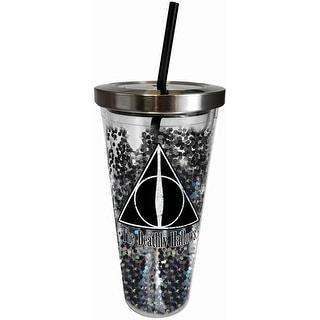 Spoontiques 21343 Deathly Hallows Glitter Cup W