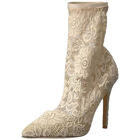 Charles by Charles David Womens player Closed Toe Mid-Calf Fashion Boots