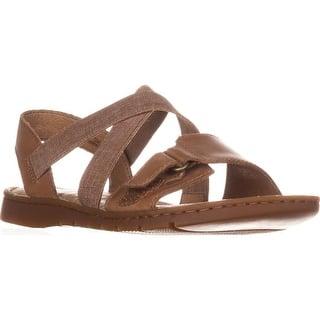 be34bb98bae6d Born Britton Flats Strappy Sandals
