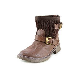 Volatile Kids Grimble Youth Round Toe Synthetic Western Boot