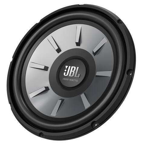 "JBL Stage 1210 12"" 250-Watt Subwoofer - Gray"