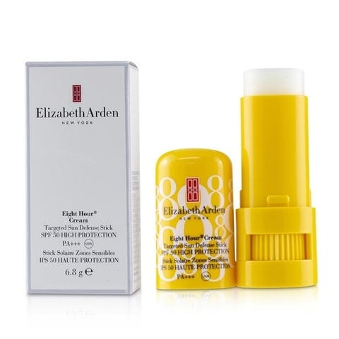 Elizabeth Arden Eight Hour Cream Targeted Sun Defense Stick Spf 50 Sunscreen Pa&&& 6 8G/0 24Oz