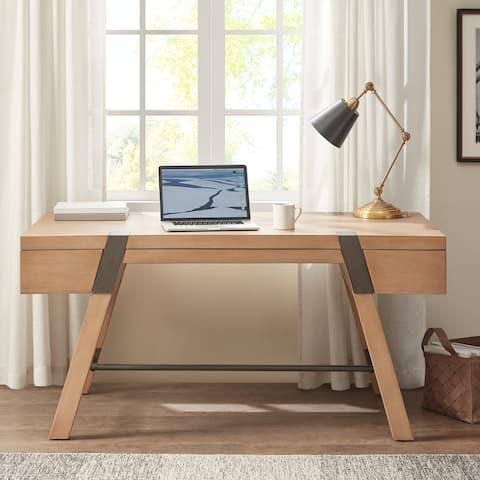 Madison Park Williams Natural Writing Desk