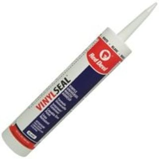 Red Devil 0114CA Paint Master Multi Purpose Adhesive Caulk, White, 10 Oz