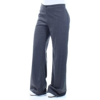 RALPH LAUREN $185 Womens New 1134 Gray Wear To Work Pants 6 B+B