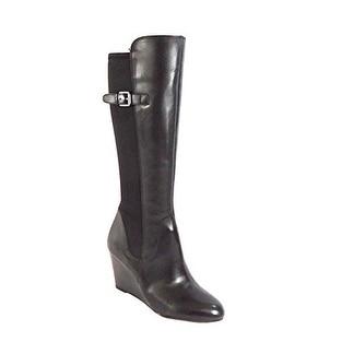 Franco Sarto Women's Obelisk Wedge Dress Boot