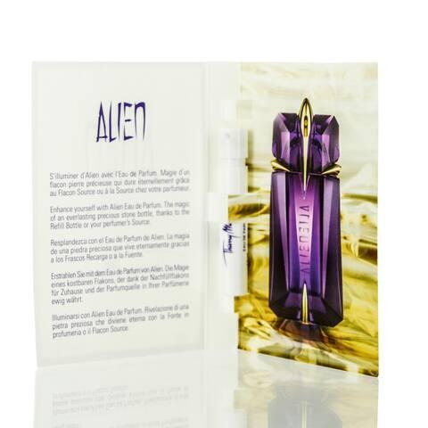 Alien/Thierry Mugler Edp Spray Vial 0.04 Oz (1.2 Ml) Women'S