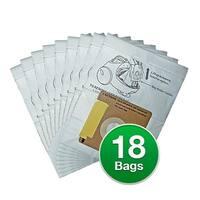 Replacement Type L Vacuum Bags for Eureka 313 / 61715 Bag Models (6 Pack)