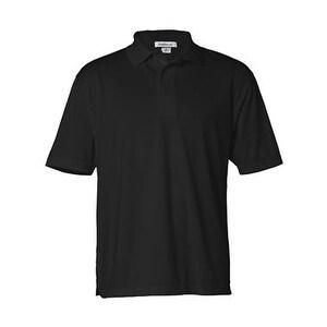 FeatherLite Moisture Free Mesh Sport Shirt - Black - XL