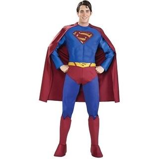 Superman Supreme Costume Adult Large