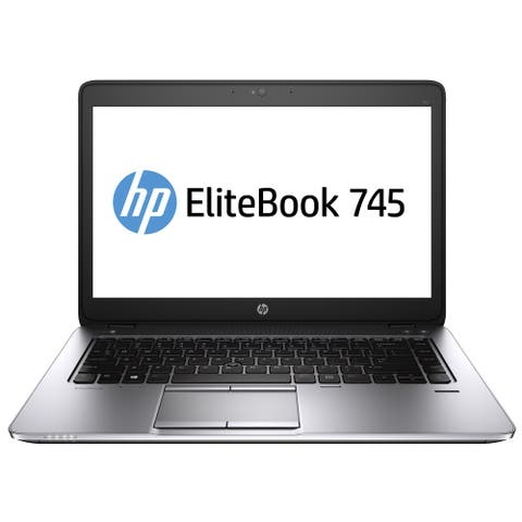 "HP Elitebook 745G2 14"" Laptop AMD A10-7350B 2.1G 8G RAM 1T WIFI Windows 10 Home (Refurbished A Grade)"