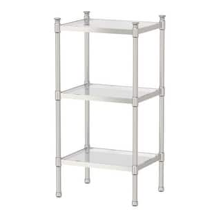 Gatco 1352 Traditional 3-Tier Chrome Rectangle Cabinet|https://ak1.ostkcdn.com/images/products/is/images/direct/1d3b5ac4ff60e8cc60b01ef0d33e51943c547a59/Gatco-1352-Traditional-3-Tier-Chrome-Rectangle-Cabinet.jpg?impolicy=medium