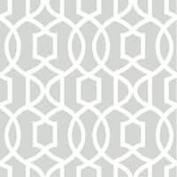 Brewster Grand Trellis Peel and Stick Wallpaper Kids Grand Trellis Wall Pops Wallpaper - N/A
