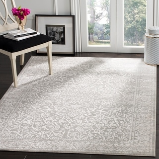 Link to Safavieh Princeton Patricie Vintage Distressed Boho Oriental Polyester Rug Similar Items in Classic Rugs