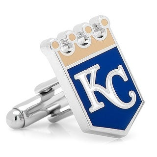 Kansas City Royals Cufflinks - Multicolored