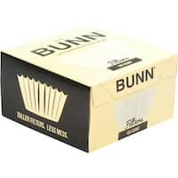 Bunn-O-Matic 100Pk Papr Coffee Filter 20104.0001 Unit: PKG