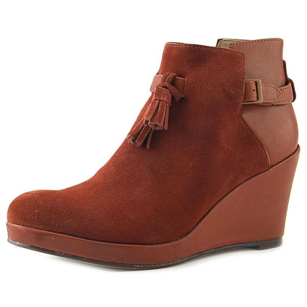 Wolverine Socialite Mid Rust Boots
