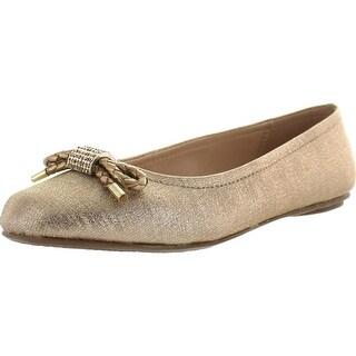 Vince Camuto Girls Penelope Designer Dress Fashion Flats Shoes