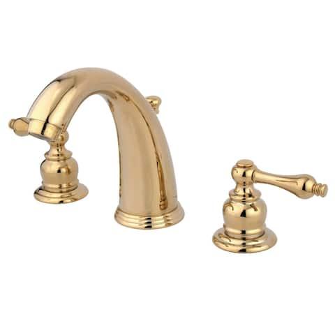 Victorian 8 in. Widespread Bathroom Faucet