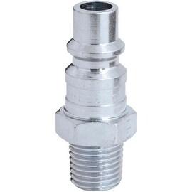 Milton 1/4 Male 2/Cd H Sty Plug
