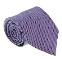 Ermenegildo Zegna Light Purple Micro Neat Tie - 60-3