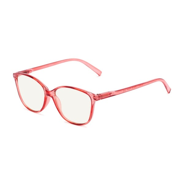 Readers.com The Strawberry Blue Light Reader Cat Eye Reading Glasses. Opens flyout.