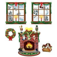 """Club Pack of 60 Christmas Holiday Indoor Decoration Props 15"""" - 49"""""""