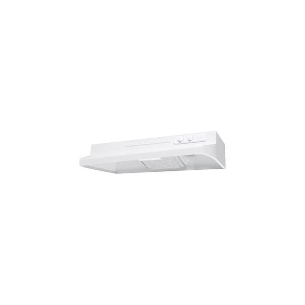 "Air King DS136 36"" 200 CFM 2-Speed Designer Series Under Cabinet Range Hood"