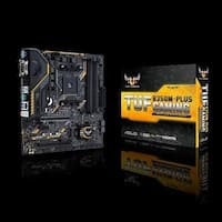 Asus Tuf B350m-Plus Gaming Tuf B350m-Plus Gaming Mthrbrd