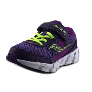Saucony Kotaro 2 Youth W Round Toe Synthetic Purple Running Shoe