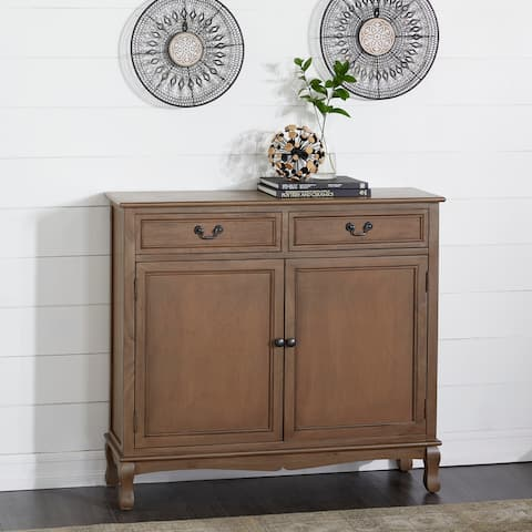 "Large Natural Wood Cabinet With Black Metal Drawer And Cabinet Fixtures 36"" X 40"" - 40 x 12 x 35"