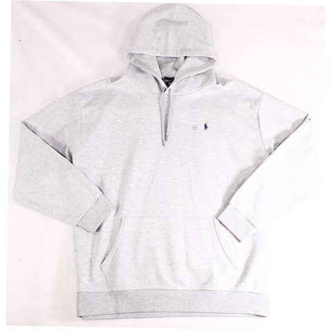 Polo Ralph Lauren Mens Hoodie Small Pullover Logo Knit