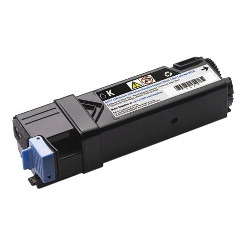 """""""Dell Toner Cartridge 2FV35 Dell Toner Cartridge - Black - Laser - Standard Yield - 1200 Page - 1 / Pack"""""""