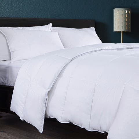 Lightweight Summer Down Alternative Duvet Comforter