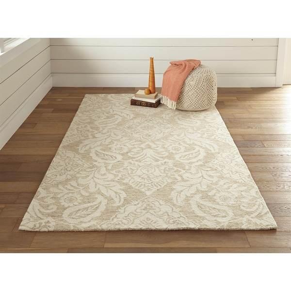 Grand Bazaar Natal Tufted Modern & Contemporary Rug. Opens flyout.