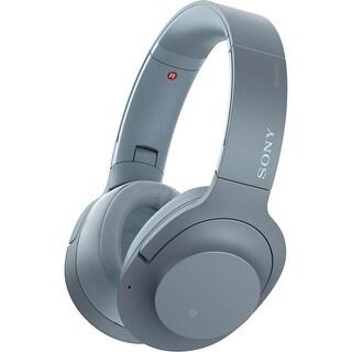 Sony WH-H900N h.ear on 2 Wireless NC Bluetooth Headphones (Option: Blue)
