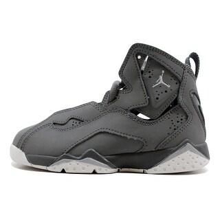 Nike Pre School Air Jordan True Flight BP Cool Grey/Wolf Grey-Cool Grey 343796-015