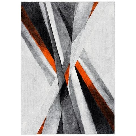 Safavieh Hollywood Baylee Mid-Century Modern Abstract Rug