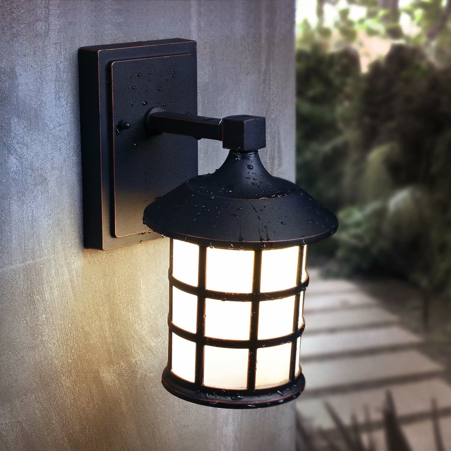 Led Outdoor Porch Light