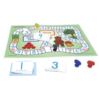 NewPath Numbers 1-10 Learning Center Game, Grades PreK to 1