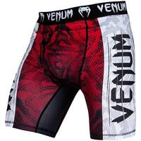 Venum Amazonia 5 Dry Tech Compression Vale Tudo Fight Shorts - Red