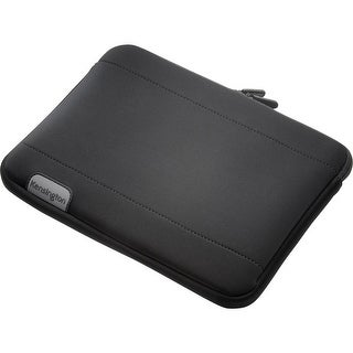 "Kensington Carrying Case (Sleeve) for 10"" Tablet PC - Neoprene, Fleece Interior"