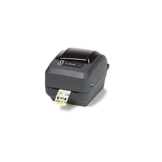Zebra Printer - Zebra Ait,Gk420t,203 Dpi,Thermal Transfer,Epl And Zpl,Usb,10/100 Ethernet,6Ft Us