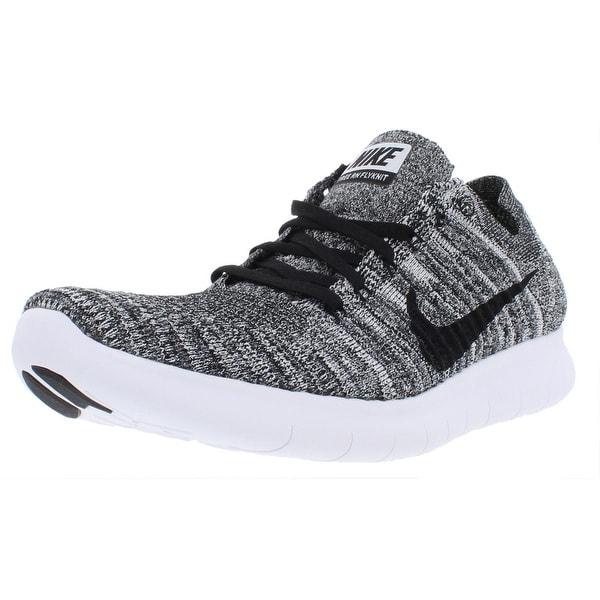 Shop Nike Mens Free RN Flyknit Running
