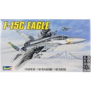 Plastic Model Kit-F-15C Eagle
