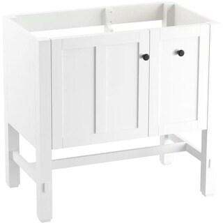 """Kohler K-5288 Tresham 36"""" Wood Vanity with Slow Closing Drawers - Less Vanity Top"""