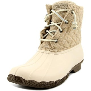 Sperry Top Sider Saltwater Round Toe Synthetic Rain Boot