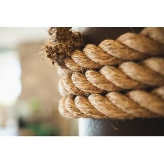 Rope String Knot Photograph Unframed Fine Art Print