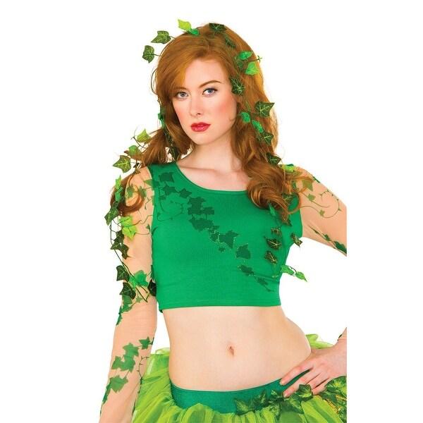 "DC Comics Poison Ivy Leaves 36"" Vine Costume Accessory"